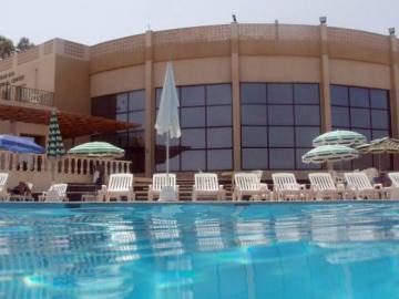 Holt-tengeri üdülés (8 nap), Dead Sea Spa ****
