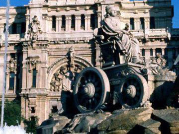 Madrid vĂĄroslĂĄtogatĂĄs (Budapest - Madrid)