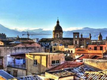 4 napos Palermo egyéni városnézés *** repülővel
