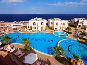Sharm El Sheikh-i ĂźdĂźlĂŠs (8 nap), Otium Aloha ****