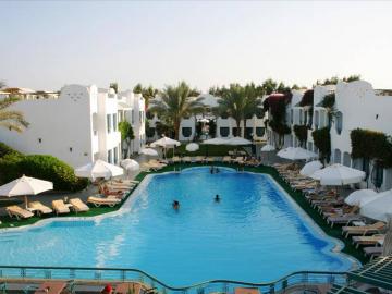 KairĂł - Sharm El Sheikh (8 nap), Falcon Hills ***