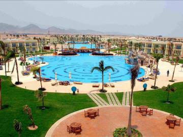 Sharm El Sheikh-i ĂźdĂźlĂŠs (8 nap), Hilton Sharks Bay ****
