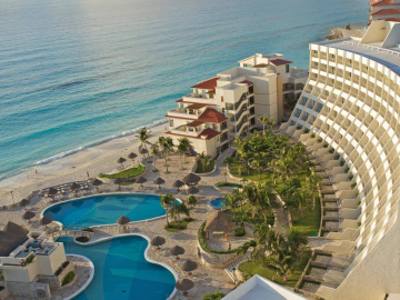 Hotel Grand Park Royal Cancun Caribe 5*